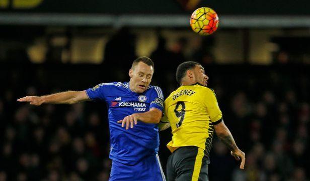 Watford-v-Chelsea
